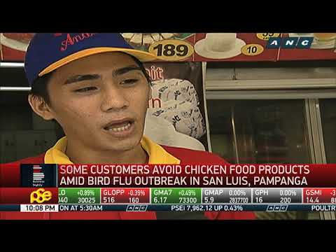 Business as usual for chicken products in Metro Manila despite bird flu outbreak