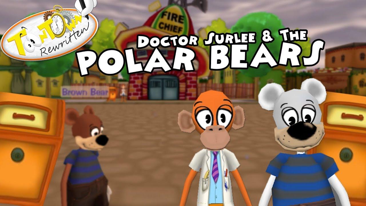 Toontown Rewritten - Doctor Surlee & The Polar Bears - YouTube