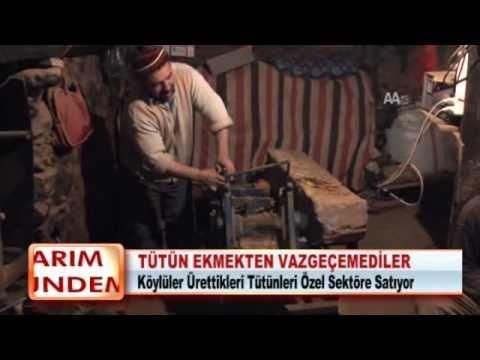 TÜTÜN EKMEKTEN VAZGEÇEMEDİLER 05.04.2012