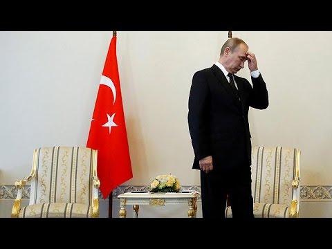 Vladimir is waiting for Tayyip