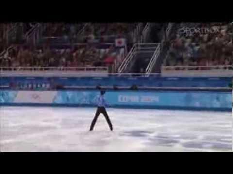 видео: Юзуру Ханю.Фигурное катание. Мужчины, кп, Олимпиада Сочи 2014
