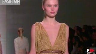 ELIE TAHARI     London Spring Summer 2011    Fashion Channel