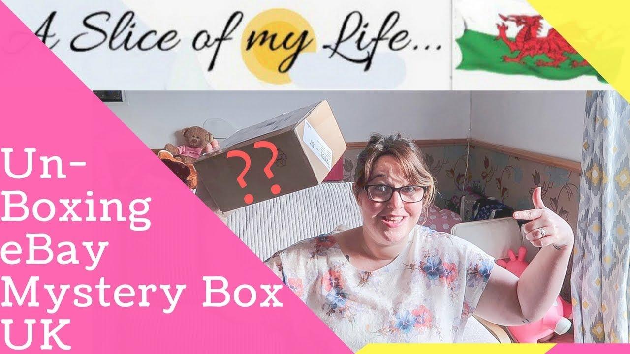 Ebay Mystery Box Uk Unboxing Under 10 Youtube