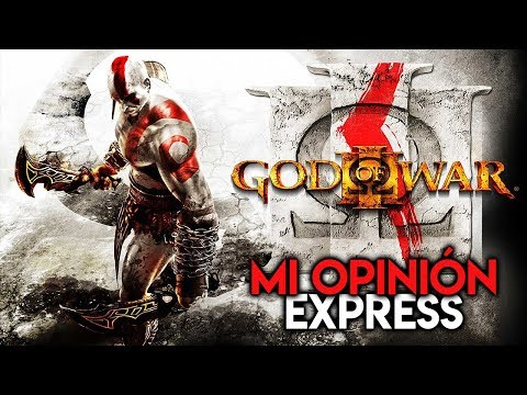 God of War III (2010) - Mi opinión / crítica EXPRESS