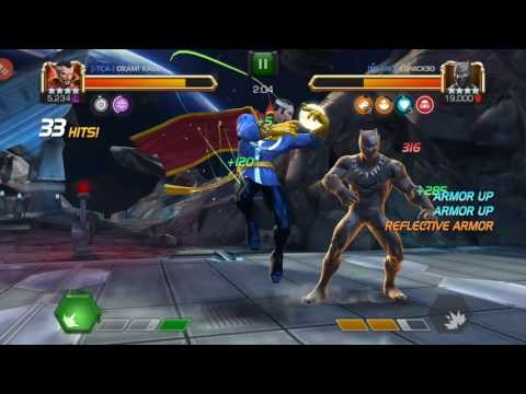 Alliance War Compilation - MCOC