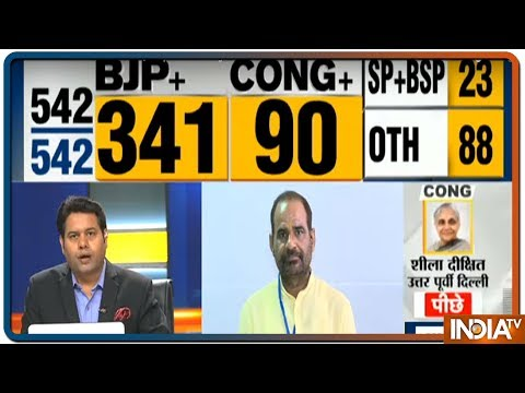 Lok Sabha Election Result 2019 LIVE | 3 Topics That Changed BJP's Fate