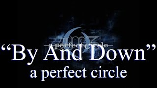 The Hollow lyrics - A Perfect Circle - Genius Lyrics
