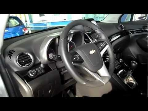 Chevrolet Orlando Review TheOptionAuto