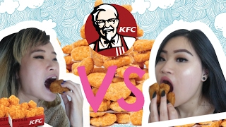 KFC Nuggets | Race | Mukbang