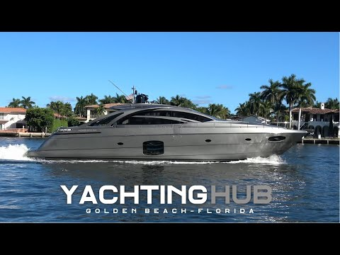 Miami Yachts and Boats at Golden Beach, Fl - Compilation of a few beautiful yachts and boats 4K