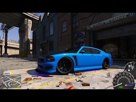 GTA 5 - Một ngày nghỉ giải lao đi độ xe của 3 nhân vật chính | ND Gaming