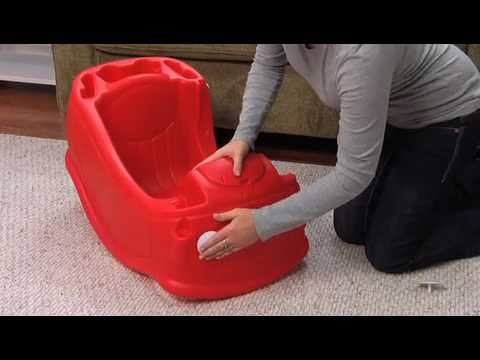 30th Anniversary Cozy Coupe Assembly (US only) - Step 1 | Little Tikes