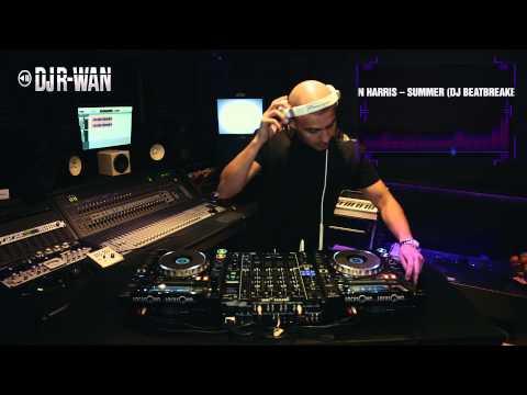 DJ R-WAN LIVE VIDEO MIX
