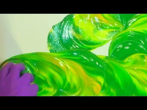 acrylic-pouring-acrylic-painting-easy-step-by-step-fluid-painting-green-painting-ideas