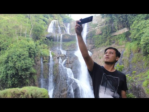 Air Terjun Juruk Gringsing Pacitan (Short Video Traveling)