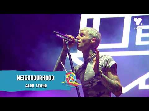 The Neighbourhood - Scary love live at Lollapalooza Chile