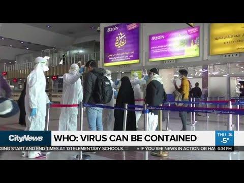 World Prepares For Major Coronavirus Outbreak