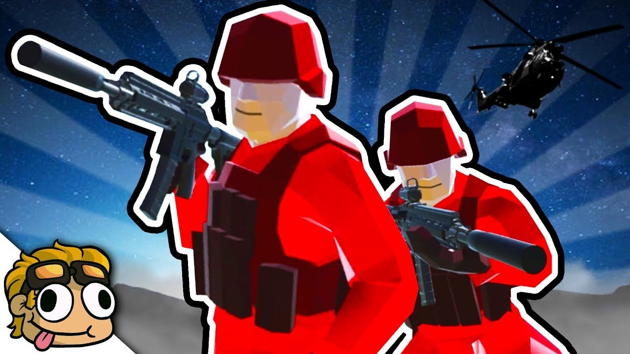 ELITE SPEC OPS MISSIONS! | Ravenfield Weapon and Vehicle Mod Beta Gameplay