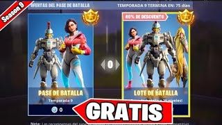 *NEW* BUG* to GET BATTLE PASS 9 FREE at FORTNITE!! (WORKING)