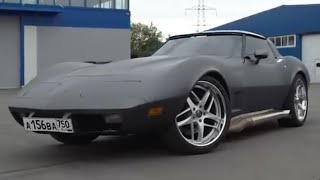 Тест-драйв от TLP. Chevrolet Corvette Stingray С3. ШЕВРОЛЕТ КОРВЕТ.