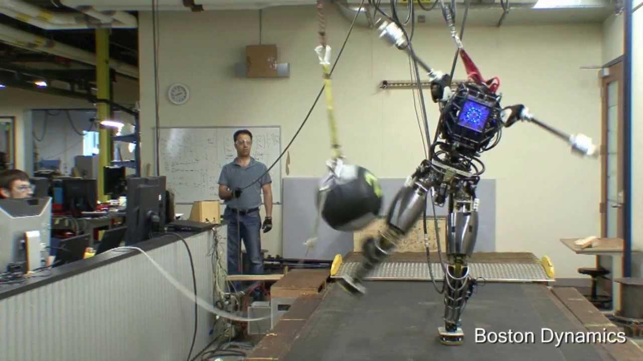 Google'un Robotu Atlas