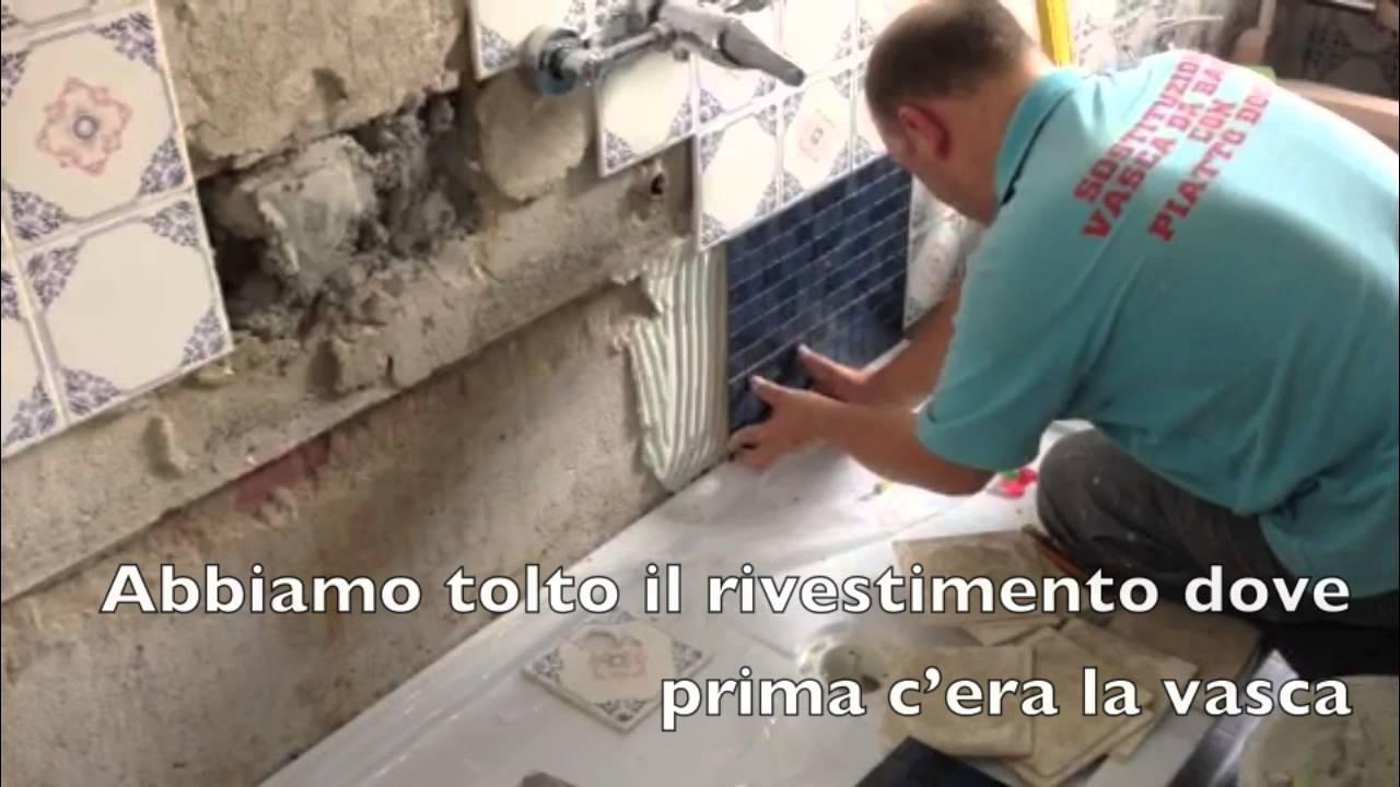 Sostituzione Vasca Da Bagno Prezzi : Quanto costa sostituire la vasca da bagno con doccia