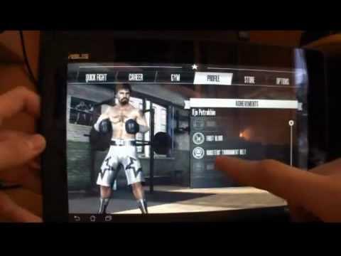 Обзор игр на планшете ASUS Transformer TF300T