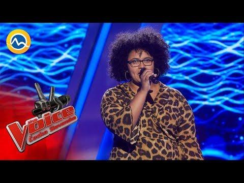 Annamária d'Almeida - Crazy Gnarls Barkley - The VOICE Česko Slovensko 2019