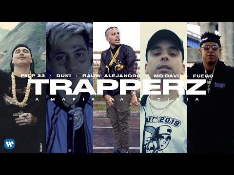 Felp 22, Duki, Rauw Alejandro - TRAPPERZ A Mafia Da Sicilia (feat. MC Davo & Fuego) VIDEO OFICIAL mp3