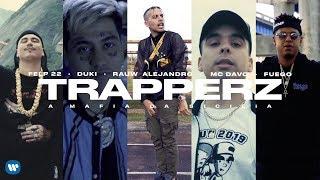 Download Felp 22, Duki, Rauw Alejandro - TRAPPERZ A Mafia Da Sicilia (feat. MC Davo & Fuego) VIDEO OFICIAL