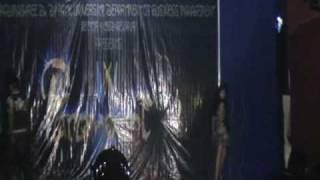 DYPATIL COLLEGE PARAMOUNT FESTVIAL FASHION SHOW 2008-DJSURR JUDGE
