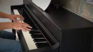 Dreamland - Alexis Ffrench - Piano cover