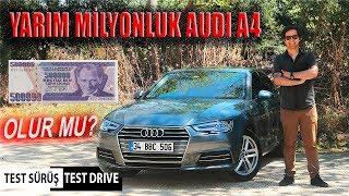 Audi A4 Sport 2018 Test Sürüş / Test Drive ( English Subtitled )