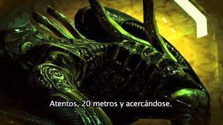Aliens: Colonial Marines, tráiler modo Supervivencia