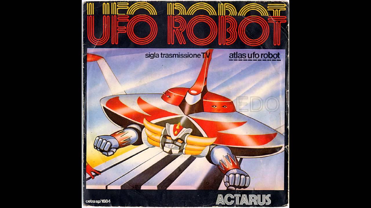 Ufo robot sigla giri youtube