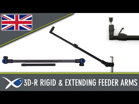 *** Coarse & Match Fishing TV *** 3D-R Feeder Arms