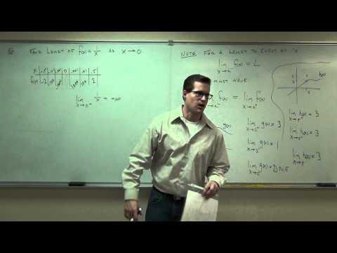 professor leonard calculus 1 1 1