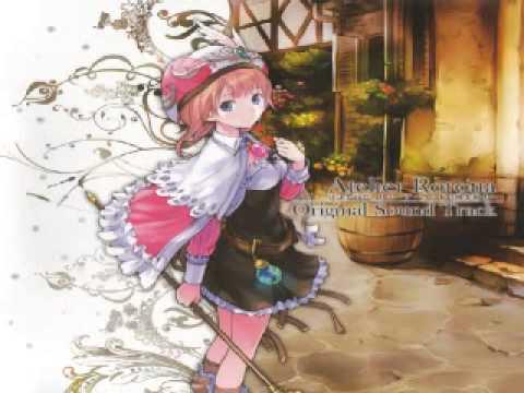 Atelier Rorona Original Sound Track Disc 2 - 33 A Mysterious Recipe ~Karaoke~
