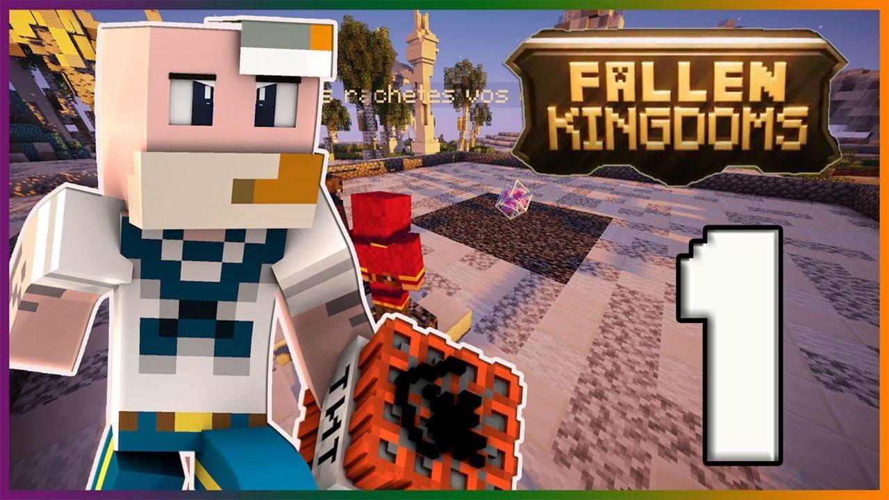FALLEN KINGDOMS EN SOLO #01 | Je ne comprend rien à ce ...