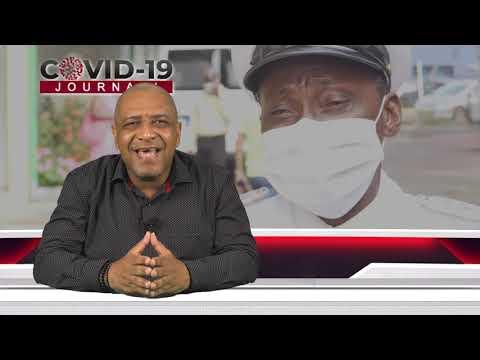 Het COVID 19 Journaal Aflevering 250 in het Surinaams