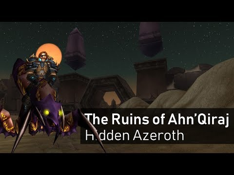 Sinking in the Sands - Exploring What Lies Beyond the Ruins of Ahn'Qiraj