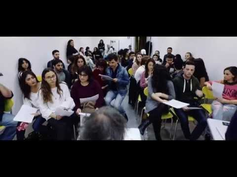 Formazione web serie Campania Actor Studio