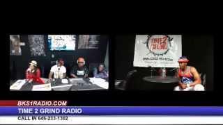 KingTB Live on TIme2grind Radio w/ @iambig7 & Friends