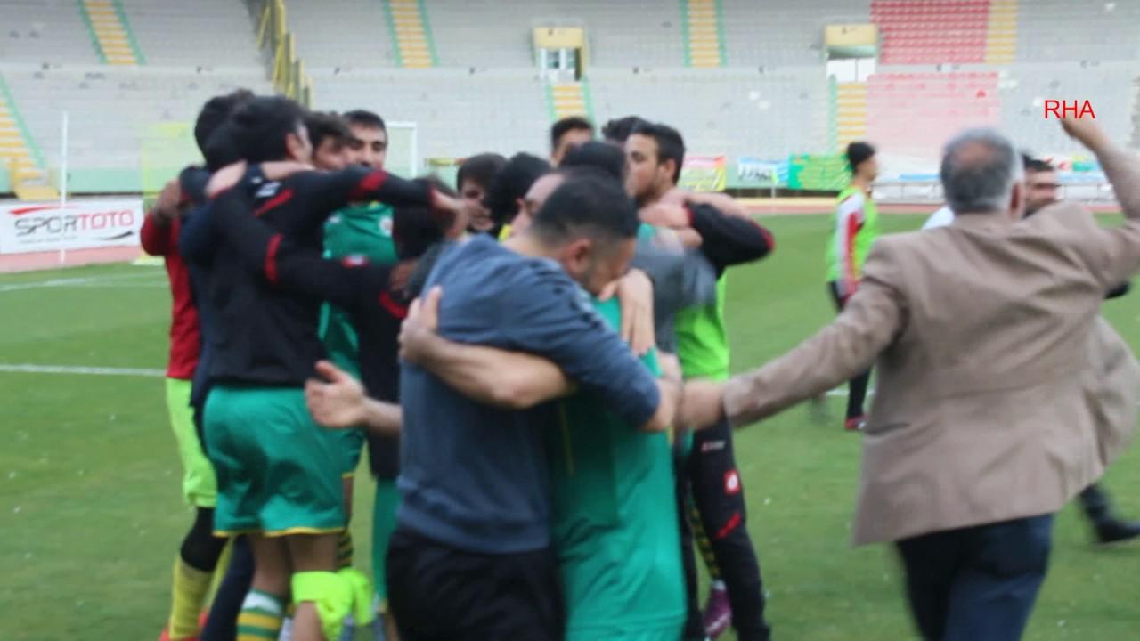 Genç Karakeçililerspor şampiyonluğunu ilan etti