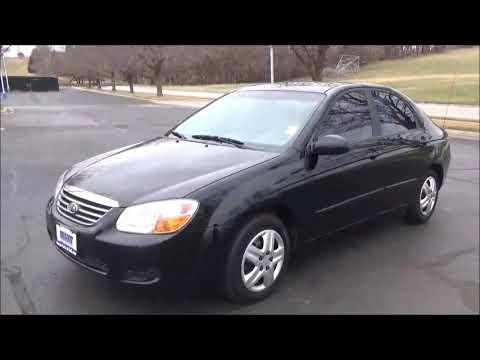 Used 2007 Kia Spectra EX For Sale At Honda Cars Of Bellevue...an Omaha Honda Dealer!