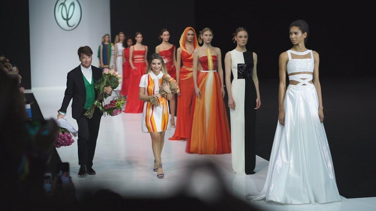 В Кремле прошел юбилейный модный показ Юдашкина рекомендации