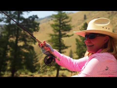 A Day On The Middle Fork Salmon