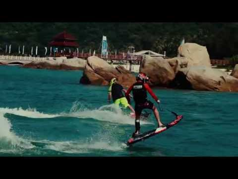 2016 MotoSurf WorldCup China - Highlight
