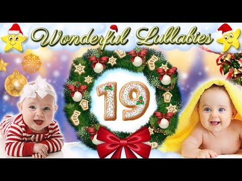 Super Soft Lullabies Baby Songs ♥ Popular Orchestral Musicbox Christmas Carols ♫ Best Bedtime Music