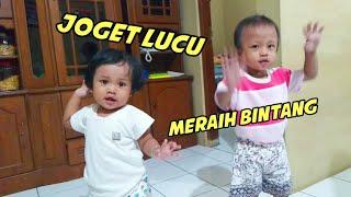 Download Video Duo Balita Lucu Joget Lagu Meraih Bintang (Cover) Asian Games 2018 MP3 3GP MP4